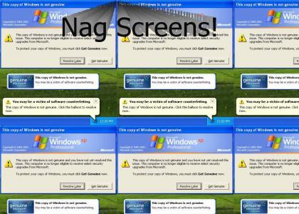 Windows Genuine Avantage has one weakness...