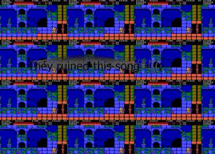 DOS Castlevania - Level 3