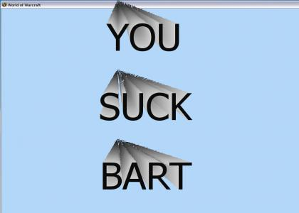 Nice Desktop Bart LOL OWNED