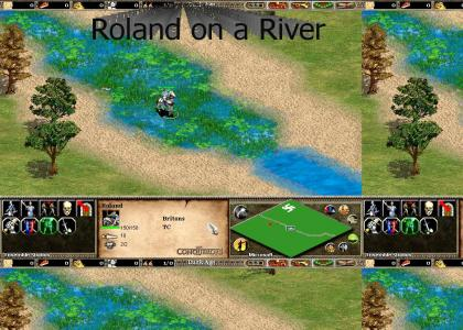 Roland on a River