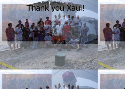 Thank you Xaul