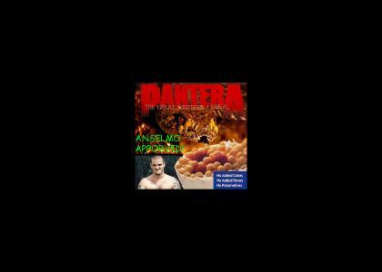 Pantera Cereal
