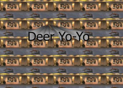 Deer Yo-Yo