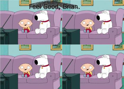 Stewie gets possessed by De La Soul