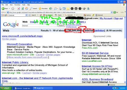 Internet > Real World? (New Image Temp)