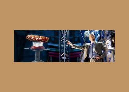 Tony Stark is Iron Chef!
