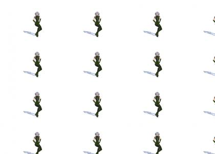 Guild Wars Necromancers dance to Thriller
