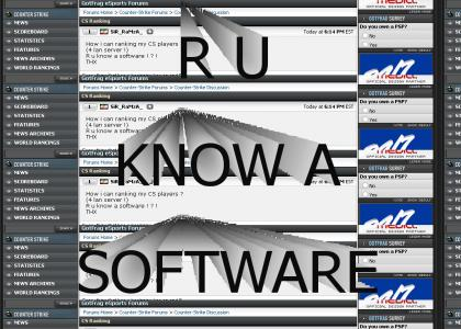 r u know a software!!@!? [new fixed]