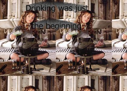 Hermione's Meth Lab.