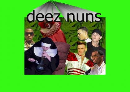 It aint no fun when the homies cant have nun