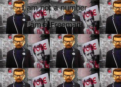 Freeman is not a number