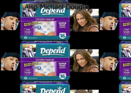 LL Cool J and J.Lo can't control themselves...