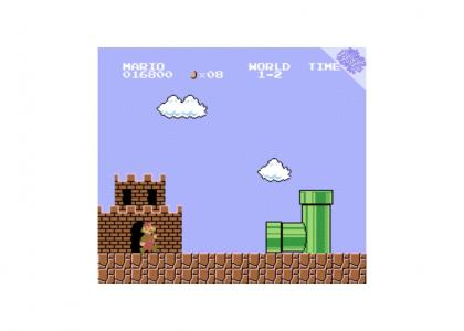PTKFGS: Not all Super Mario pipes have dial-up...