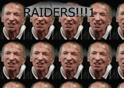 The Face of the Raiders