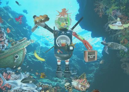 RRRRR: Undersea Adventure