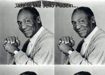 Bill Cosby's Take on the Jazz Music