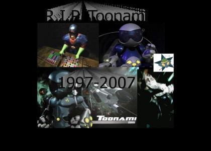 R.I.P. Toonami