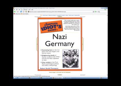 OMG, Secret Nazi Book!