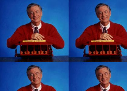 Mr. Rogers Would Like A Word