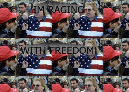 Freedom Rage