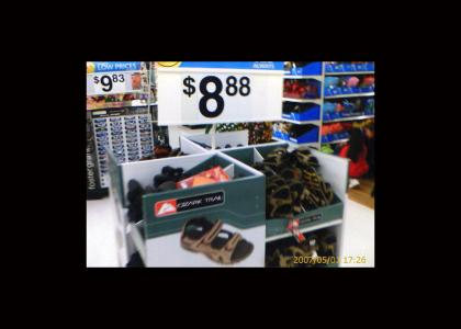 OMG, Secret Nazi Wal-Mart Display !!