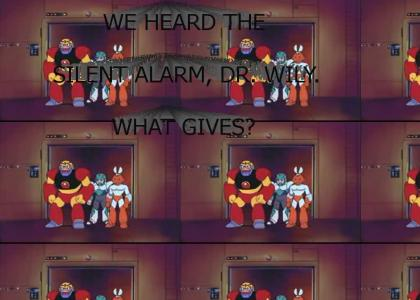 WE HEARD THE SILENT ALARM