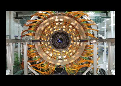 Something went terribly wrong at LHC...