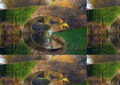 Something Looks Familiar About This Bridge...