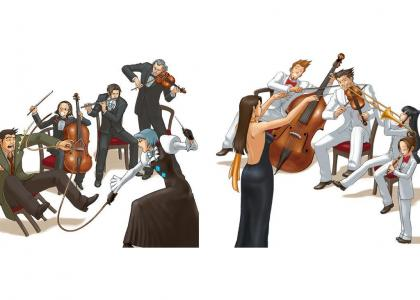 Phoenix Wright Meets Orchestra