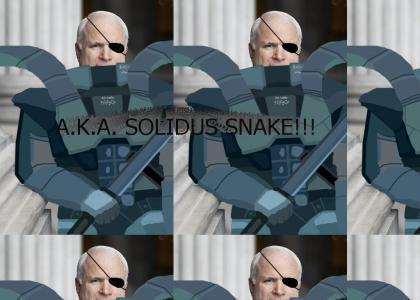 John McCain is George Sears!