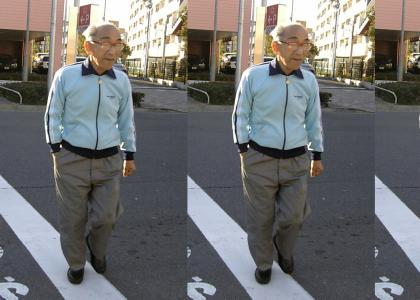Japanese Milhouse - Age 70
