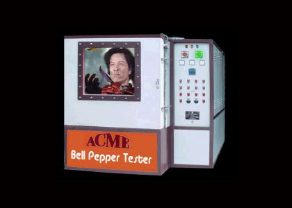 ACME Bell Pepper Tester