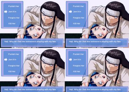Play with Neji's fate!