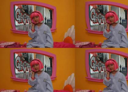 Stephanie panty lazy town consider, that