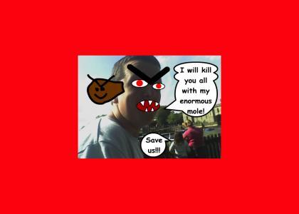 Moley Moley Moley!