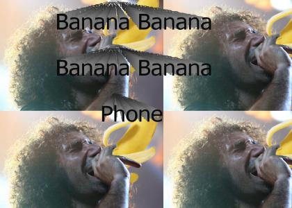 Banana (Serj) Phone