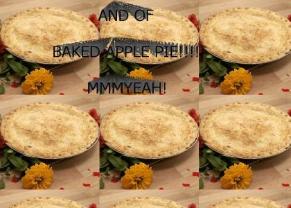 METALLICA Loves their apple pie! (Dew before dews)