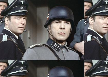 SECRET NAZI TREK!