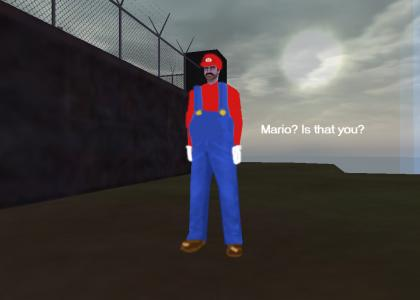 Mario in City of Villains