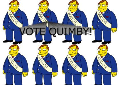 VOTE QUIMBY!