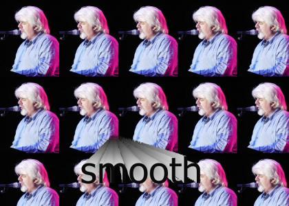 High velocity smoothnosity.