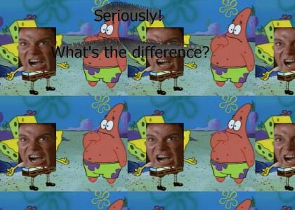 Guess Patrick!