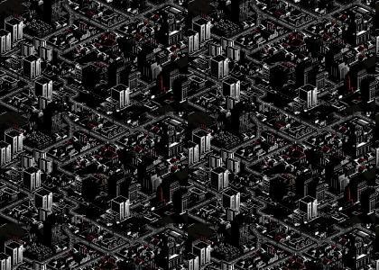 Frank Miller's Sim City