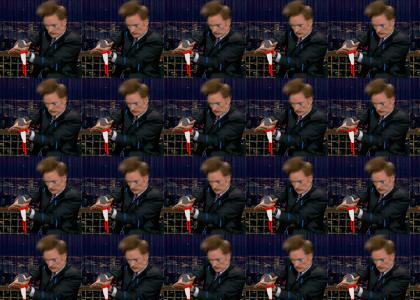 Conan is...EMO!