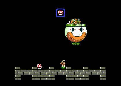Luigi's Crystal Ball -------- Welcome to the New Year!