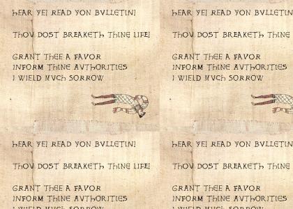 Medieval Myspace Suicide