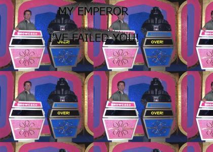 Vader Fails His Emperor On PIR