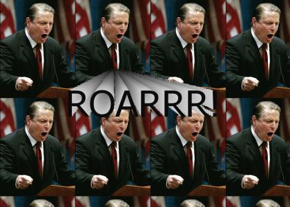 Gore is pissed