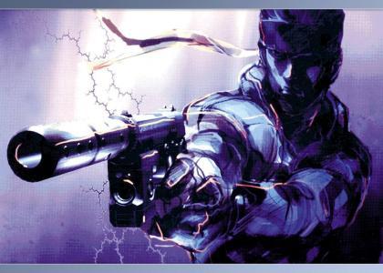 Metal Gear Solid 2 Tribute
