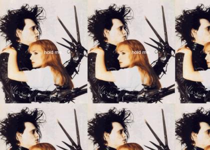 Hold me Edward